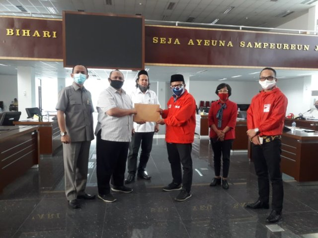 PSI Kota Bogor, DPRD, Perwali, PSBB