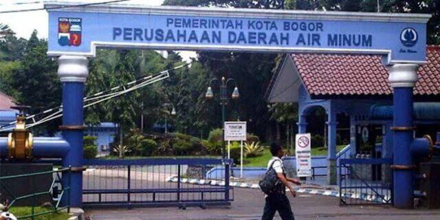 Perumda, Tirta Pakuan, Kota Bogor