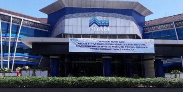 BMH, Korupsi, PDAM, Tirta Kahuripan, Kabupaten Bogor