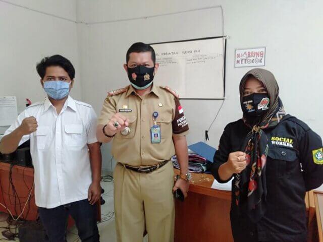 Petugas, BKI, Monitoring, DTKS, Kabupaten Bogor